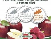Médailles au Concours Général Agricole pour la ferme Rothgerber